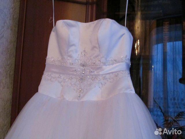 Смоленск продам  свадебное