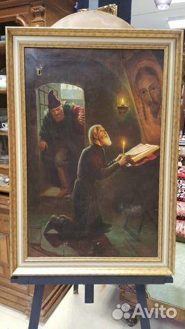 авито москва старинная картина купить в москве бизнес