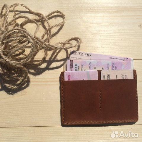 e67394a7f295 Кожаный карман для документов,ручная работа купить в Нижегородской ...