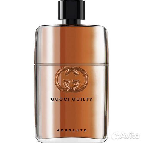 Gucci Guilty Absolute Pour Homme Edp 90мл муж купить в москве на