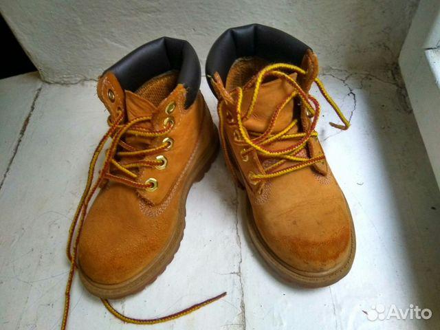 Ботинки Timberland   Festima.Ru - Мониторинг объявлений 5fe10319217