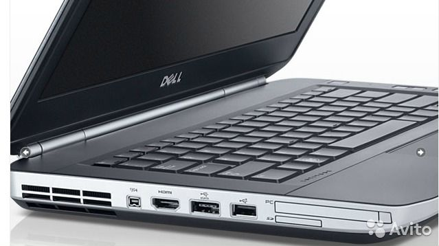 Строгий Dell Latitude E5530 Core i5, 15""