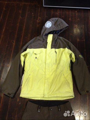cbecbe4a647a Куртка+брюки для горных лыж или сноуборда купить в Москве на Avito ...