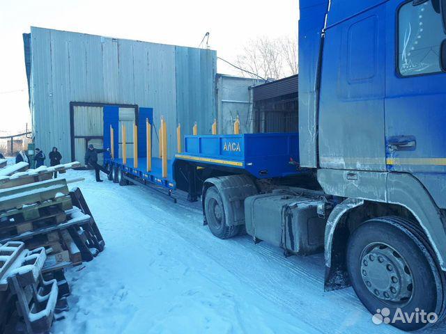 трал 40 тонн производства россия самое