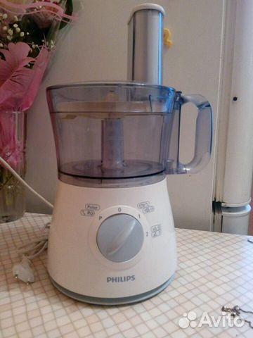 Philips HR 7620 food processor