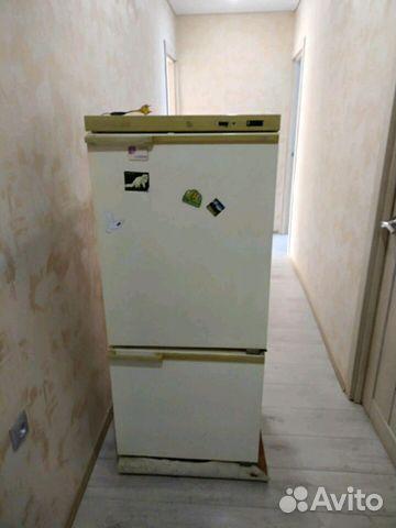 холодильник кшд 270/80. двухкамерный