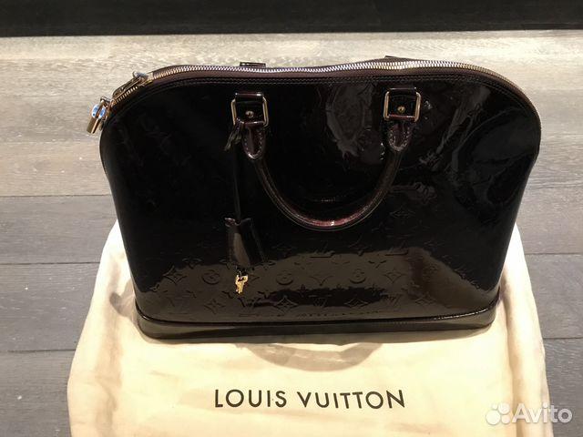 b1d61332821a Сумка Louis Vuitton оригинал купить в Москве на Avito — Объявления ...