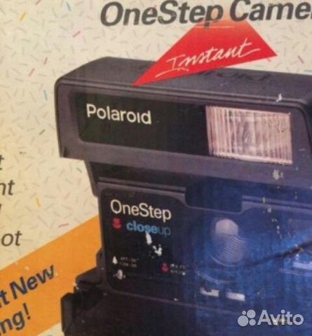02082b04adb3 Продам Фотоаппарат Полароид купить в Республике Крым на Avito ...