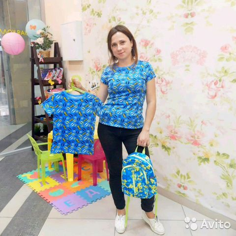 a79b1bae337d Футболки фемили лук family look мама сын | Festima.Ru - Мониторинг ...