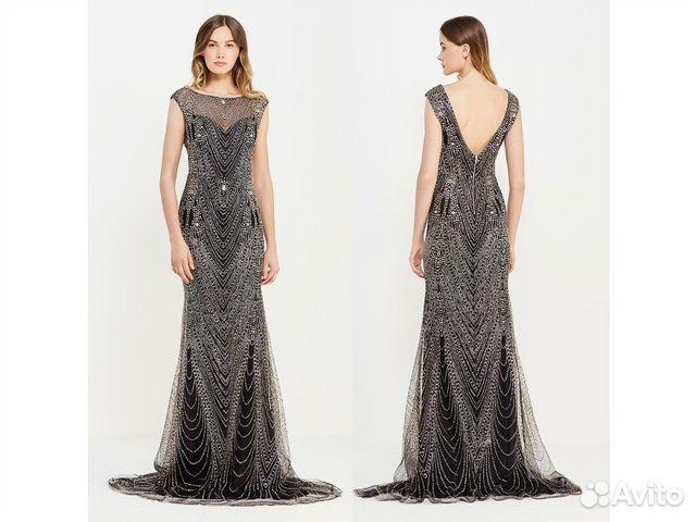 17fe05b03d69 Вечернее платье в стразах на новогоднюю ночь купить в Москве на ...