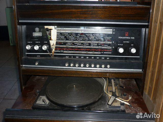 Радиола (бытовая электроника) — Википедия