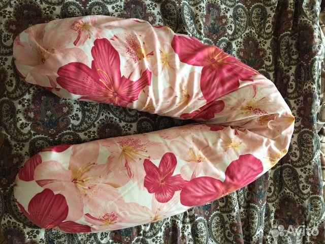 f2e566141935 Подушка для беременных буду мамой купить в Санкт-Петербурге на Avito ...