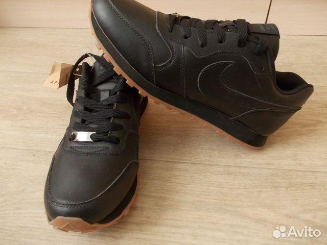 d3ca585cb Кроссовки Nike Leather Classic (42) 27 см