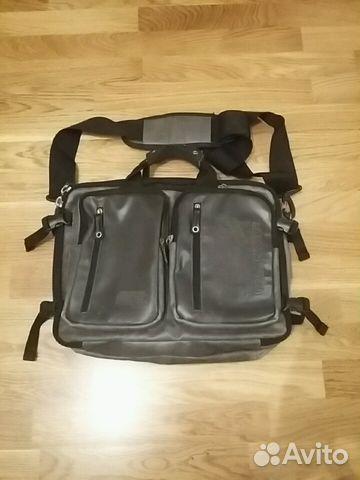 38f292f20352 Сумка-рюкзак Volunteer 43х31 см купить в Москве на Avito ...
