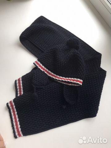 Комплект шарф и шапочка Gucci оригинал   Festima.Ru - Мониторинг ... 6bd04abc5a2