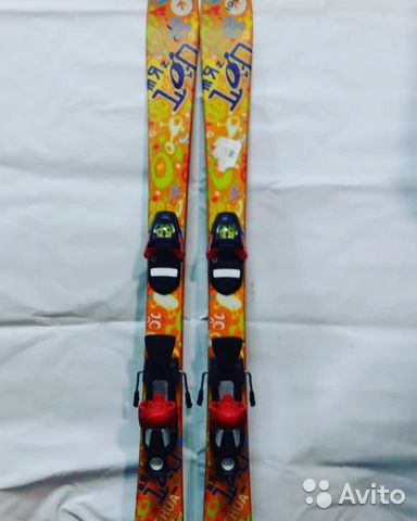 Детские горные лыжи solomon quechua купить в Иркутской области на ... 09392d325ad
