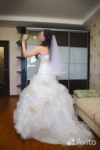 Платье свадебное 89628553030 купить 2