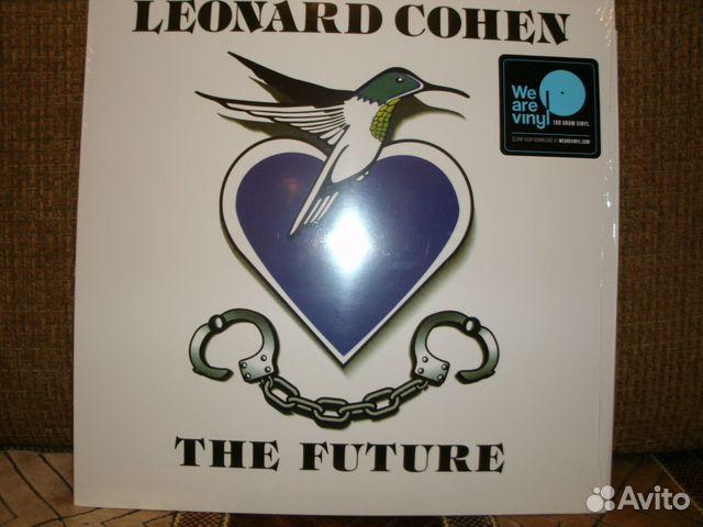 Leonard cohen — democracy (the future ).