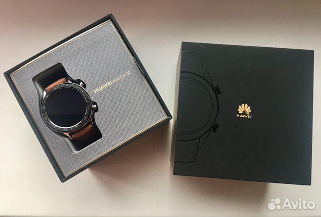 Huawei Watch GT Steel Gray (FTN-B19)  d274fe35455a6