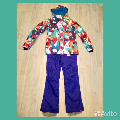 a59772220d7e Горнолыжный костюм женский Roxy. Зимний костюм   Festima.Ru ...