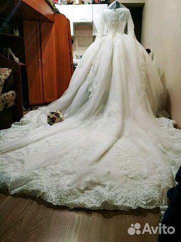 6f2d6fe4407 Свадебное платье класса