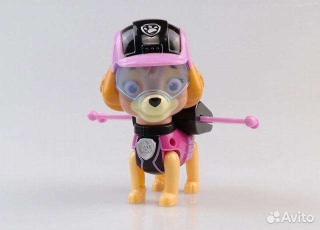 Купить игрушку скай щенячий патруль спб