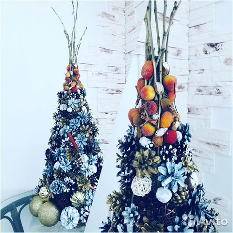 ebea22bd1801 Новогодние подарки, ручная работа, елочка, венок | Festima.Ru ...
