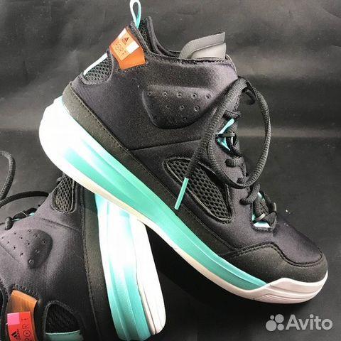 6ead2433 Женские баскетбольные кроссовки adidas Stella spor— фотография №1
