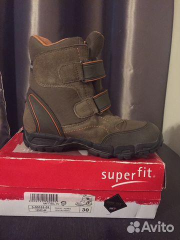 423aef4c Superfit зимние непромокаемые ботинки | Festima.Ru - Мониторинг ...