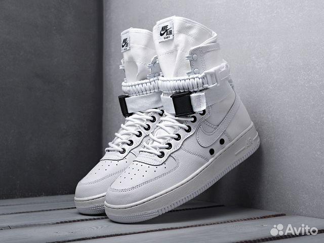 c8c014f6 Кроссовки Nike SF Air Force 1 купить в Санкт-Петербурге на Avito ...