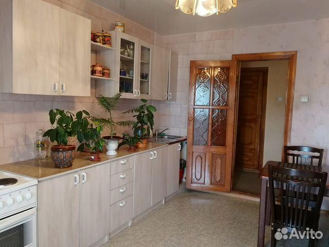 Продается трехкомнатная квартира за 3 300 000 рублей. микрорайон ВРЗ, Барнаул, Алтайский край, Водопроводная улица, 109А.