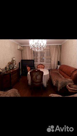 Продается трехкомнатная квартира за 3 200 000 рублей. Грозный, Чеченская Республика, улица Иоанисиани, 1.