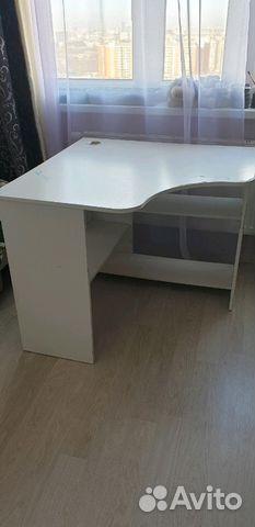 стол угловой письменный икея купить в москве на Avito объявления