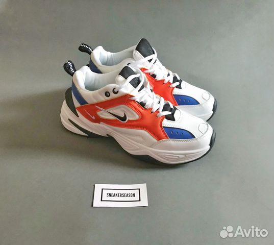 b3c34891 Nike M2K Tekno White/Blue/Red | Festima.Ru - Мониторинг объявлений