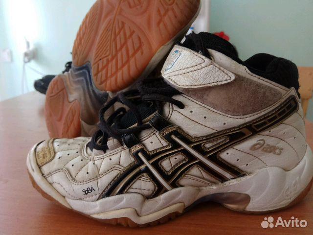 e0985104 Игровые кроссовки Asics купить в Белгородской области на Avito ...