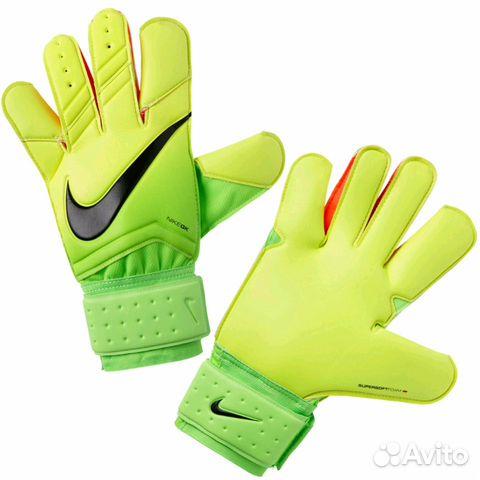 8abc515c Вратарские перчатки Nike купить в Москве на Avito — Объявления на ...