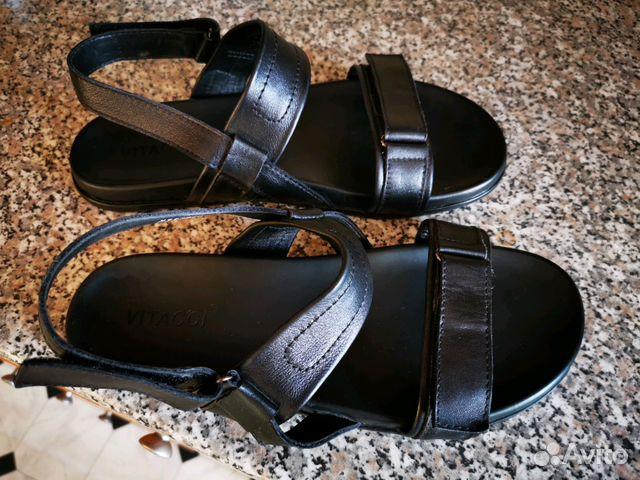 Сандалии мужские кожаные 89788984875 купить 1