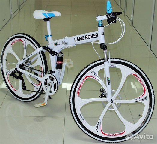 89527559801 Велосипеды складные на литых дисках