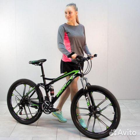 89527559801 Горный велосипед, велосклад
