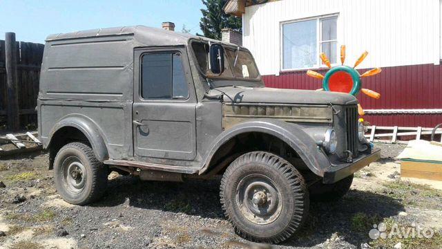 ГАЗ 69, 1967 89148303445 купить 3