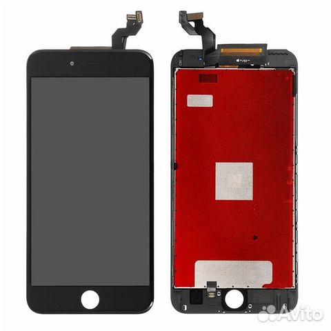 Дисплей для iPhone 6s Plus Черный 89527925193 купить 2