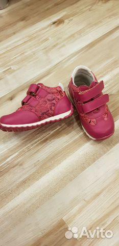Ботинки для девочки 89108102121 купить 1