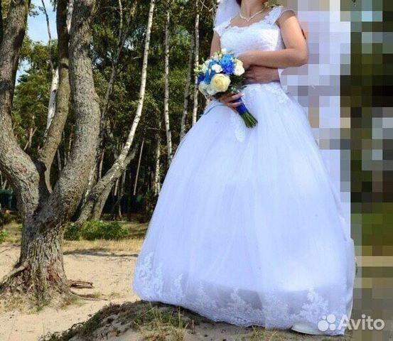 Платье свадебное 89114968120 купить 1