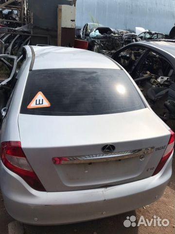 Крышка багажника Тагаз С10 седан 89177607608 купить 1