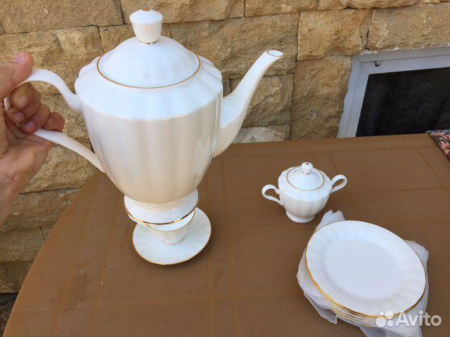 Чайный сервиз