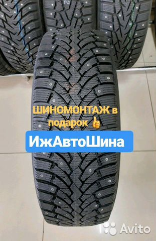 Шины PirelliFormula Ice R17 235/65 108T XL шип