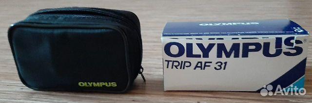 Фотоаппарат olympus trip AF 31 89062881145 купить 4