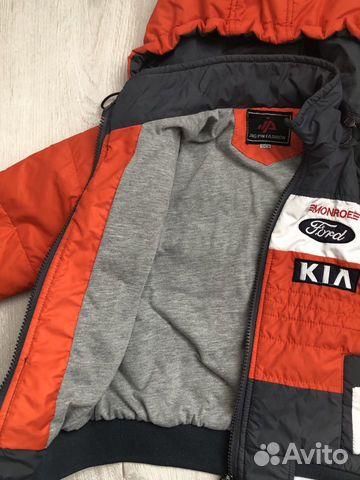 Куртка (р-р 104)
