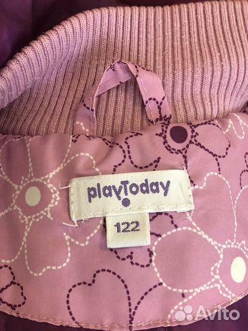 Куртка осенняя 122 р  89527981171 купить 2
