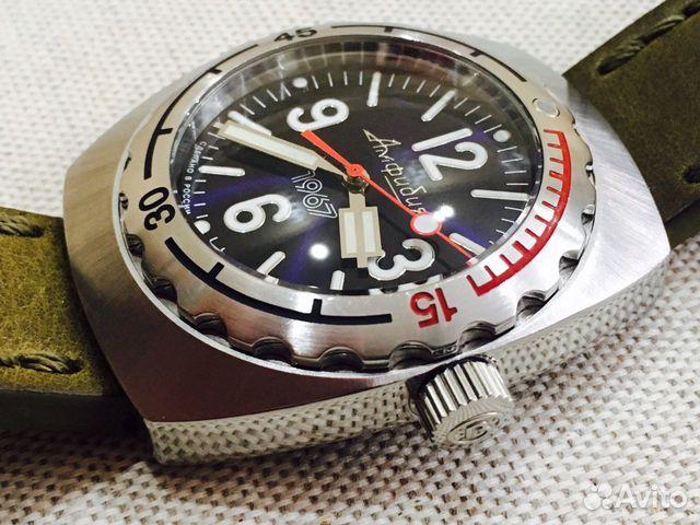 Часы амфибия 1967 продам квт казани час в 1 стоимость